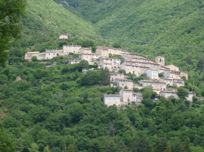 Monti Sibillini  località Campi