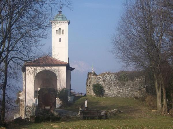 Sentiero Prato Sesia - Castello di Sopramonte