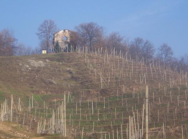 Sentiero Gattinara - Castello di San Lorenzo