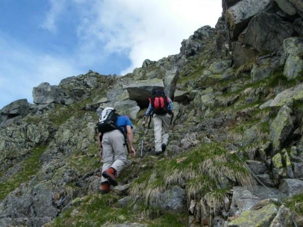 Sentiero Passo della Miniera