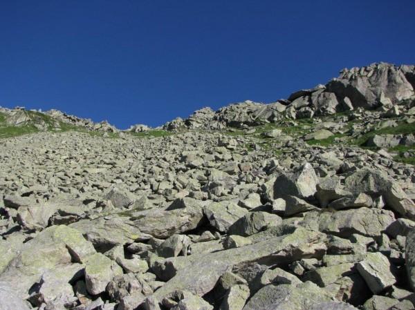 Sentiero Passo della Moriana