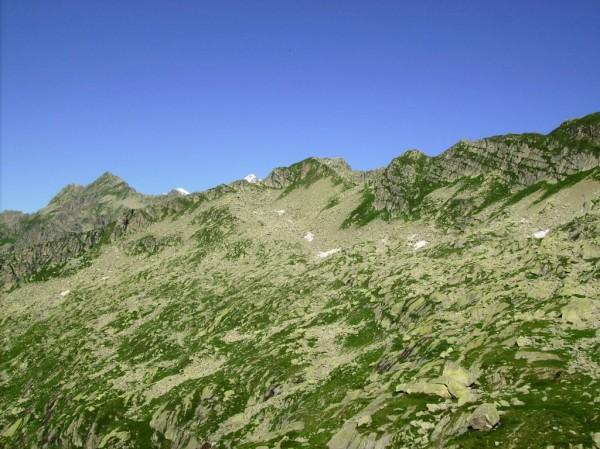 Sentiero Collegamento tra i sentieri 122 Colle d'Egua e 121 Passo del Laghetto