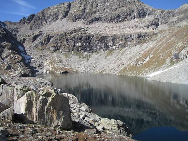 Sentiero Passo dell'Alpetto - Lago Nero