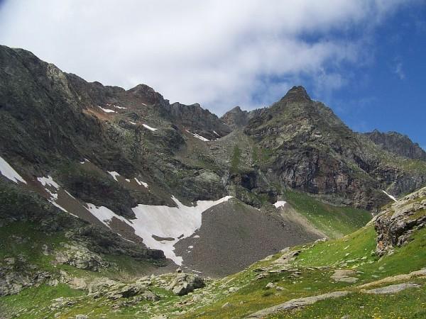 Sentiero Alagna - Bocchetta di Puio - Corno Bianco