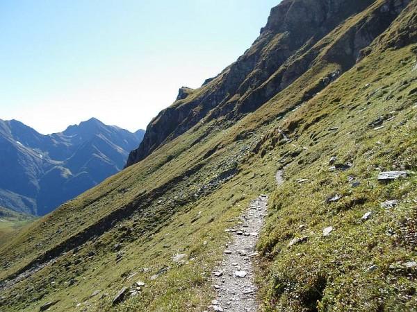 Sentiero Passo Foric