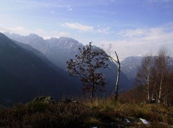 Sentiero  Bocchetta di Vocca