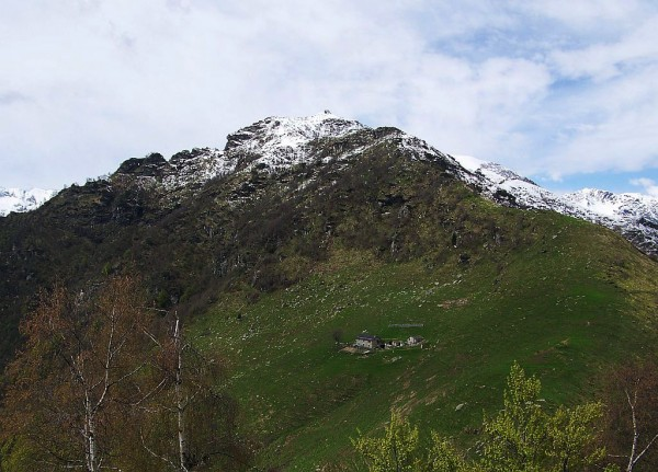Sentiero Monte Ventolaro
