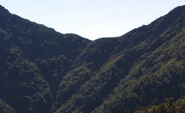Sentiero Sella Bassa (o Carmisei)