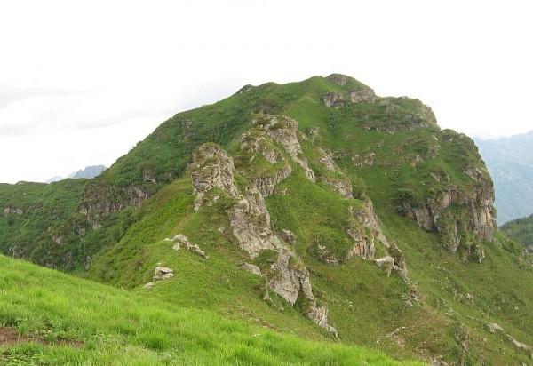 Sentiero Monte Ventolaro dalle Balme