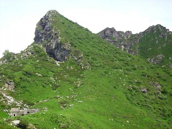 Sentiero Alpe Castello - Cima delle Balme