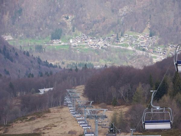 Sentiero Scopello - sentiero 236  per Mera
