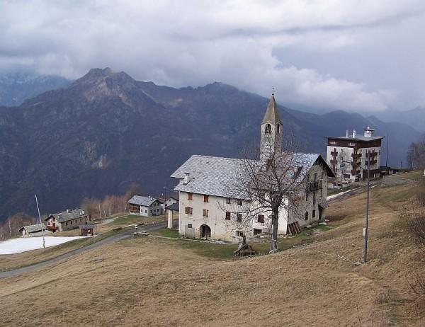 Sentiero Alpe di Mera