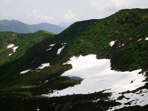 Sentiero Bocchetta delle Varalle