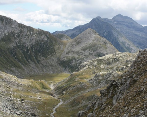 Sentiero Rassa - Alpe Toso -  Colle del Loo