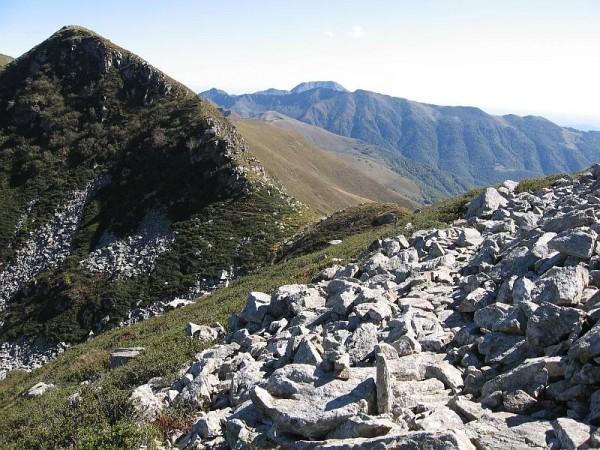Sentiero Bocchetta dei Fornei