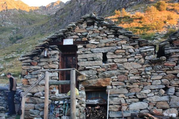 Sentiero Collegamento it. 261  - Alpe Salei - Alpe Campo