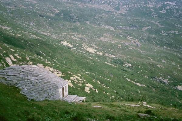 Sentiero Alpe Lavazei  - Alpe Lanciole di Sopra