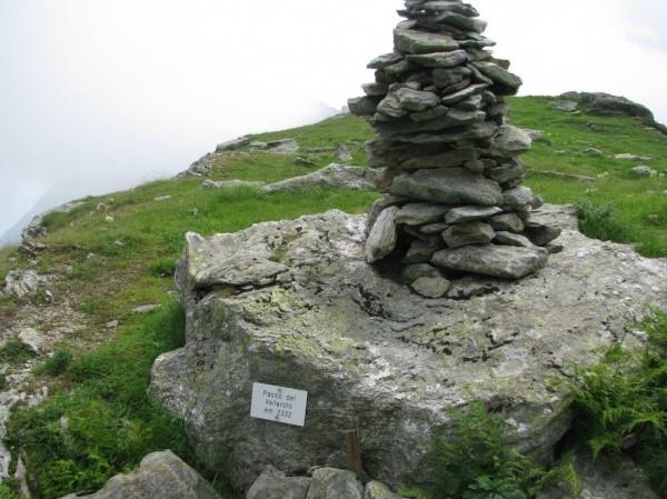 Sentiero Passo del Vallarolo
