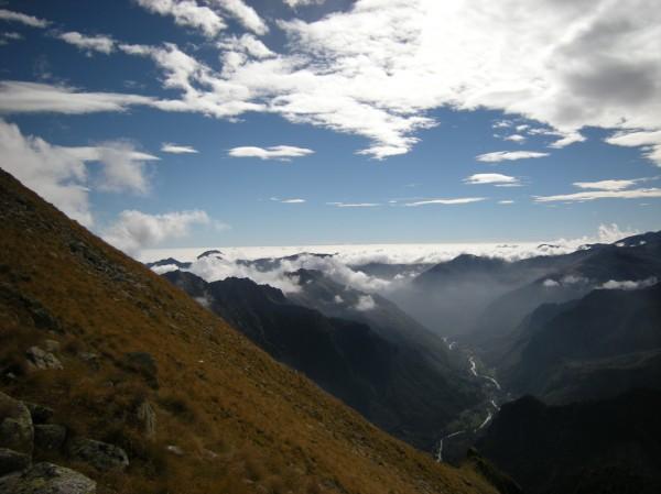 Sentiero Bocchetta delle Tirette o di Grega