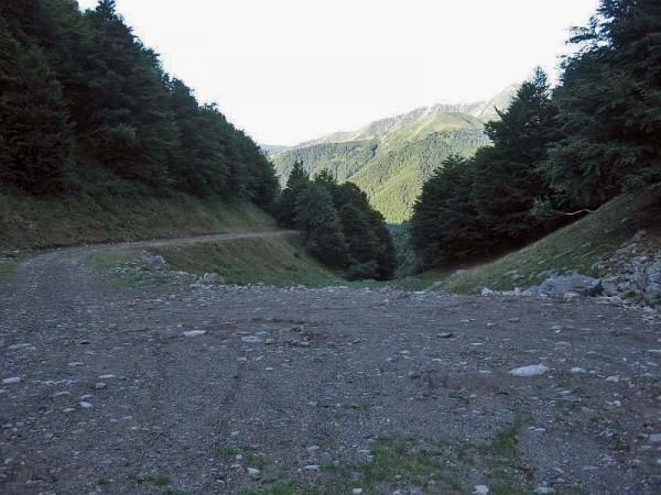 Sentiero Scopello - Bocchetta della Boscarola