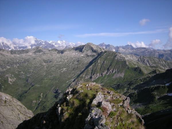 Sentiero Alpe Vallè Piat (Cima Pianone)