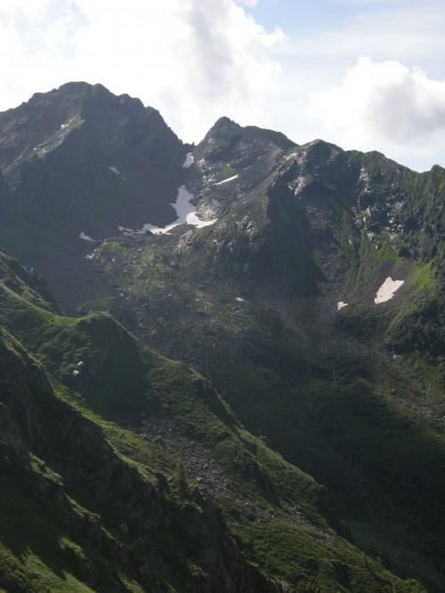 Sentiero Bocchetta del Cardone