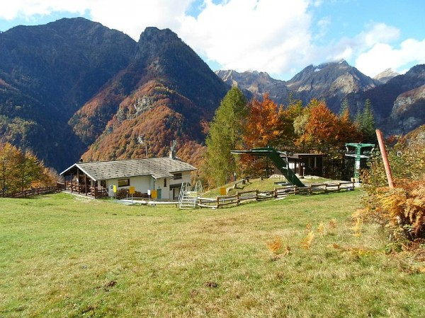 Sentiero Alpe Le Teste