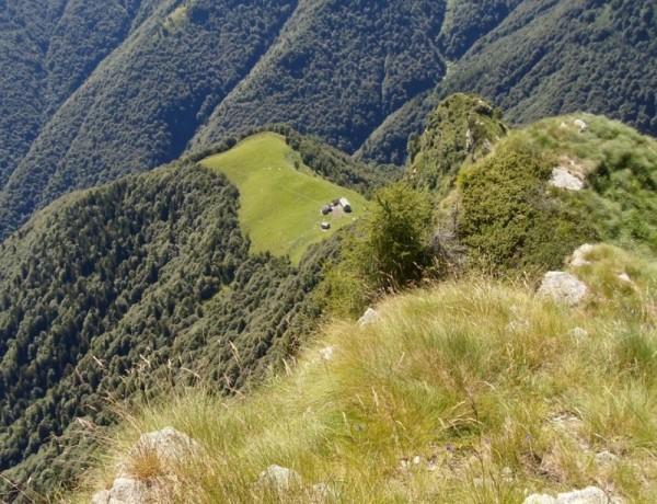 Sentiero Bocchetta Finestrolo