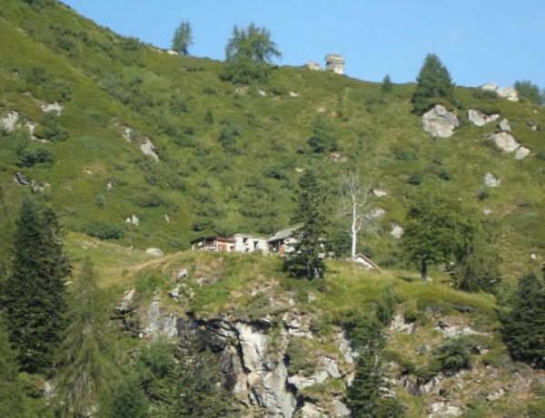 Sentiero Bocchetta di Bià