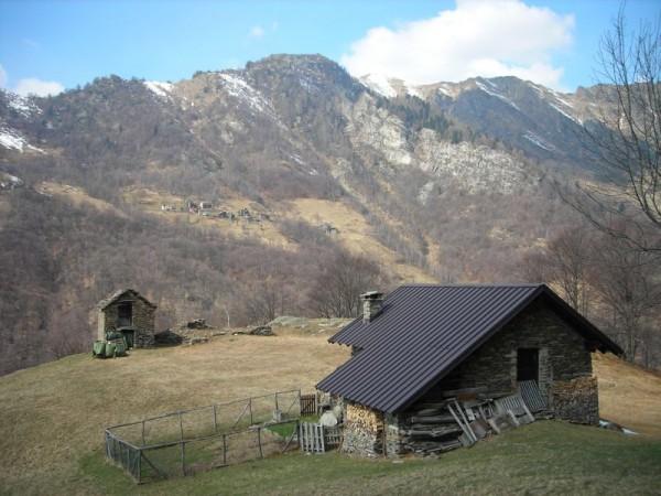 Sentiero Rainero - Alpe Sull' Oro