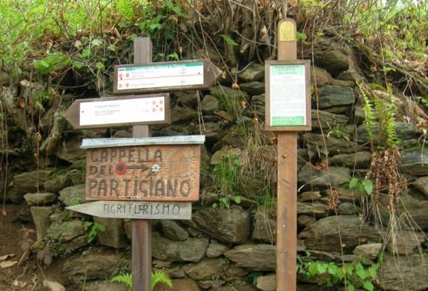 Sentiero Rainero