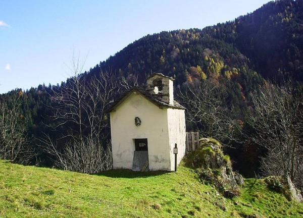 Sentiero Oro Negro - Taponaccio