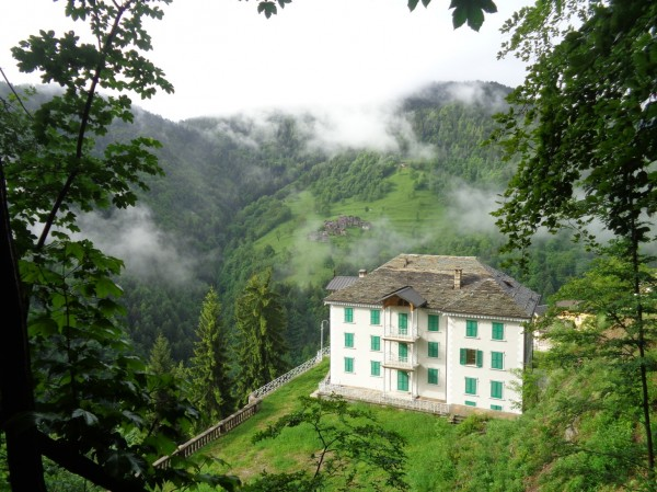 Sentiero Cadvilli (Cervatto) - Boco Superiore