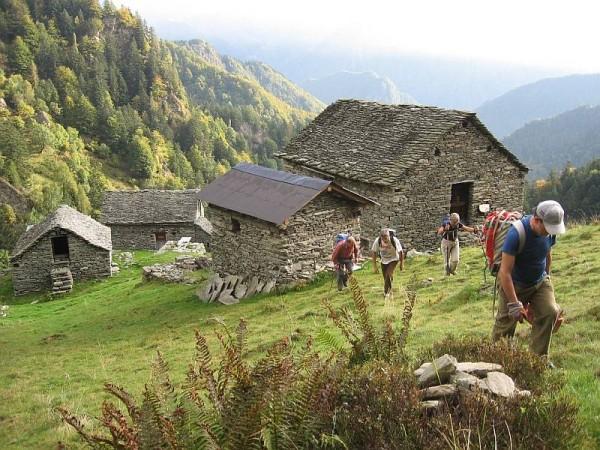Sentiero Bassa del Cavaione