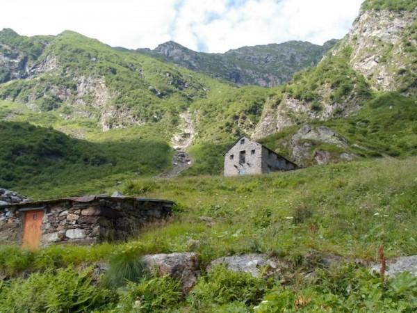 Sentiero Bocchetta del Cortese