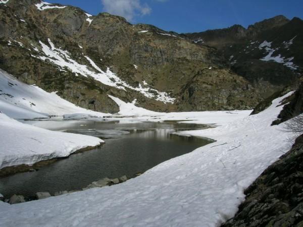 Sentiero Colle d' Egua