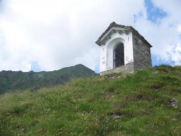 Sentiero Alpe Brughere - Alpe Vallé Piat