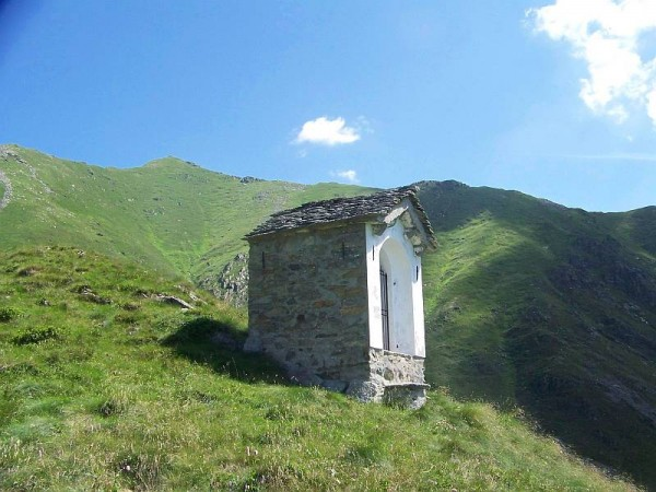 Sentiero Santa Maria di Fobello - Alpe Vallé Piat