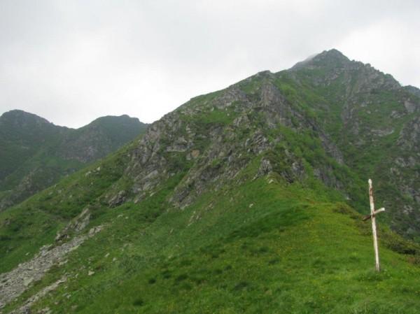 Sentiero Colle Dorchetta