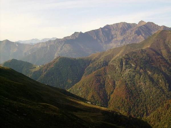 Sentiero Rimella - Altemberg per la Bocchetta delle Vacche (Kihefurku)