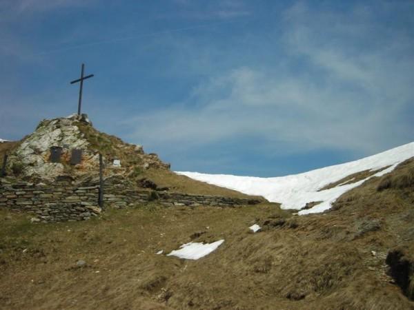 Sentiero Bocchetta di Campello