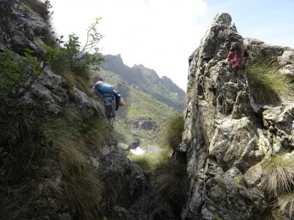 Sentiero Bonda Piatta - Alpe Laghetto