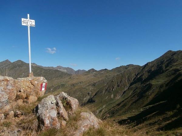 Sentiero Bocchetta di Cevia o di Rondo
