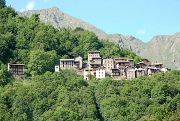 Sentiero Erbareti - Alpe Corti