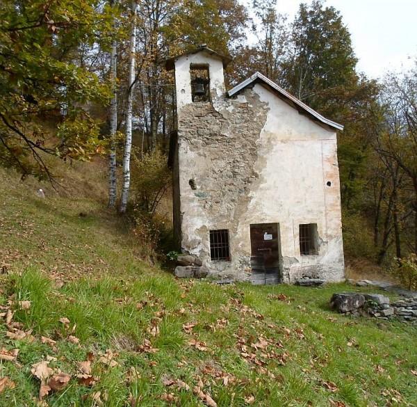 Sentiero Cravagliana - Madonna del Tizzone