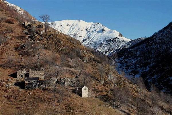 Sentiero Valbella Superiore - Colmetto di Cevia
