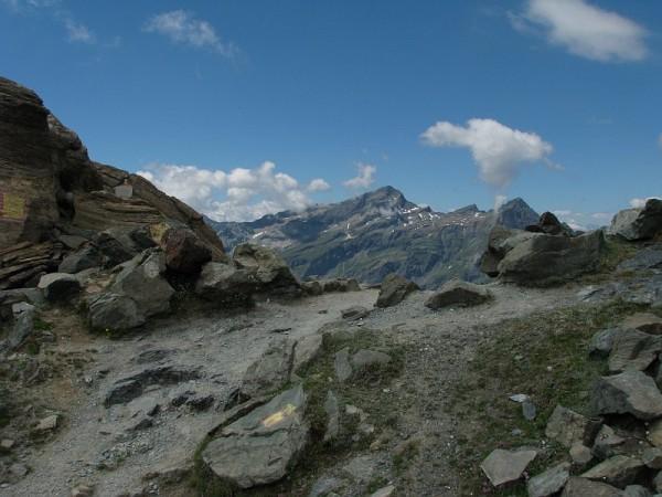 Sentiero Col d'Olen