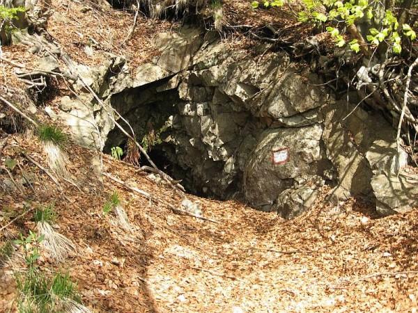 Sentiero Sella delle Miniere