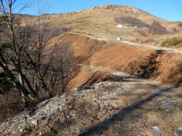 Sentiero Colle del Ranghetto