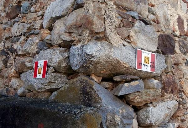 Sentiero Camasco - Alpe dei Rossi  - Tapone